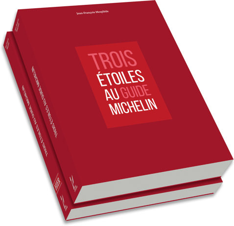 3 étoiles au guide michelin